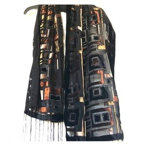 Women's dress scarf